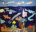Save the Bay Mural mosaic