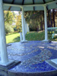 Gazebo / Patio Floor mosaic